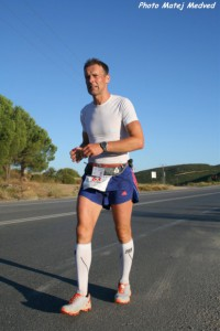 Lojze Primožič at Spartathlon 2013