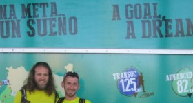 Transgrancaria Ultratrail 2014 With Avi and Muc