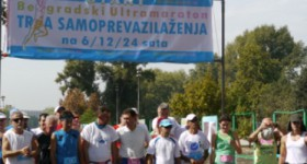17th Belgrade Ultramarathon of Self Transcendence