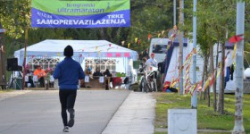 Succesfull Slovenian appearances at 17th Belgrade Ultramarathon of Self Transcendence