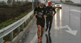 Day three, the longest stage of Zagreb – Vukovar Ultramarathon 2013